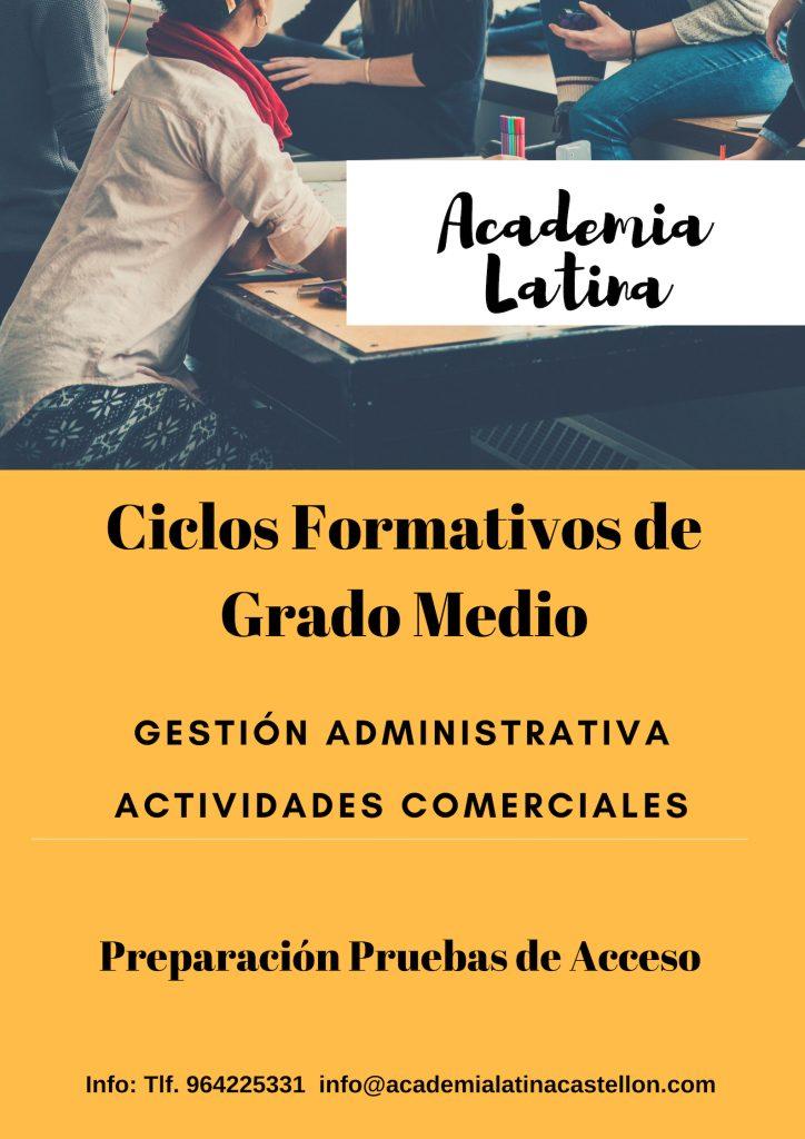 Sin Categoría Academia Latina